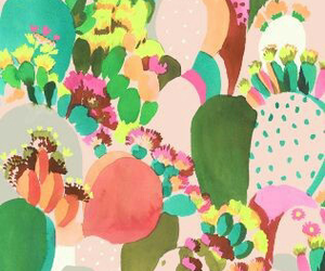 cool, wallpaper, and nopal image