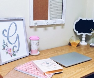 coffee, college, and decoration image