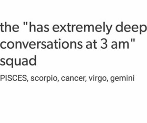 horoscope, pisces, and cancer image