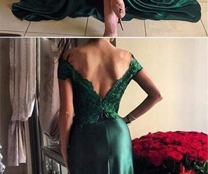 classy, gown, and dress image