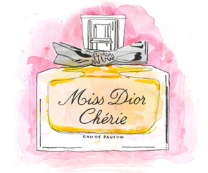 dior, miss dior, and perfume image