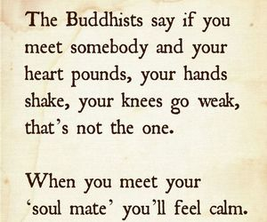 quotes, love, and Buddhist image