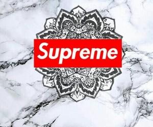 supreme, wallpapers, and fondo image