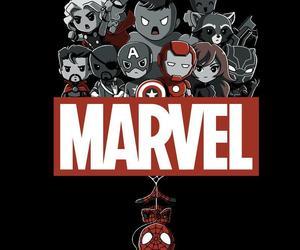 Marvel, Avengers, and wallpaper image