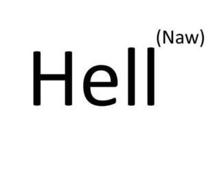 hell naw image