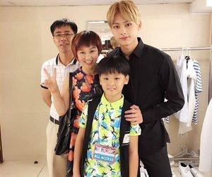 jun, Seventeen, and wen junhui image