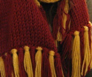 clothes, gryffindor, and red image