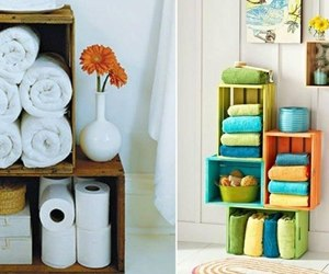 color, recycle, and decor image