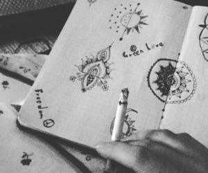 kreative, smoke, and madala image