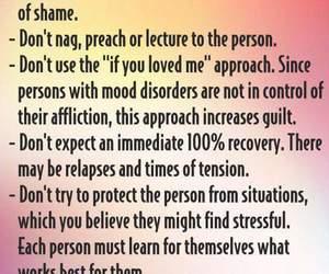 bipolar, recovery, and bipolar disorder image