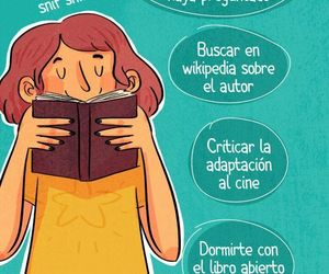 books, libros, and lector image