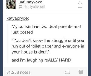 funny, laugh, and tumblr image