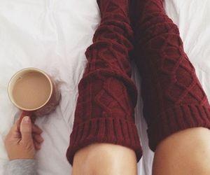 burgundy, coffee, and tea image