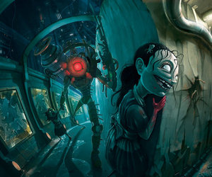 bioshock and art image