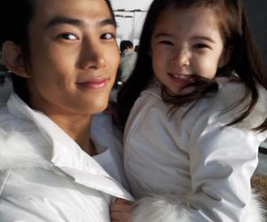 2PM, lauren, and taecyeon image