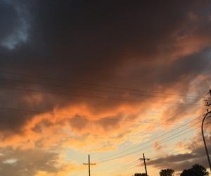 black, dark, and clouds image