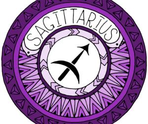 Sagittarius and signo image