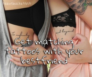 best friend, infinity, and weheartit image