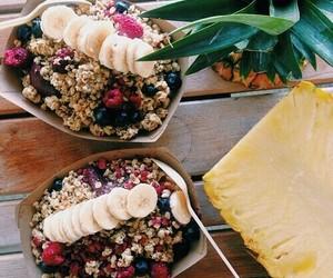 banana, food, and beautiful image