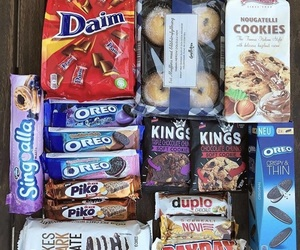 biscuit, kings, and chocolate image