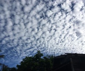 clouds, Malaysia, and beautifulview image