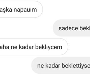 aci, kalp, and beklemek image