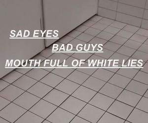 halsey, grunge, and sad image