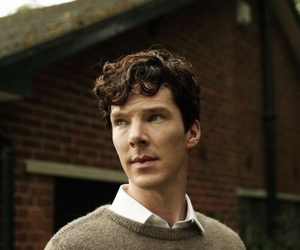 benedict cumberbatch, sherlock, and actor image