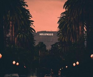 hollywood and sunset image