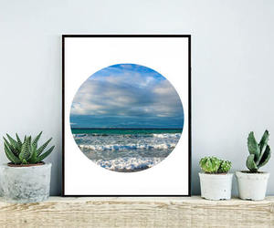 digital print, ocean waves, and sea printable image