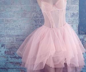 ballerina, pink, and beautiful image