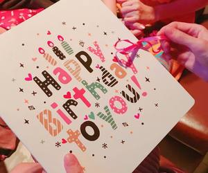 card, congratulations, and gift image