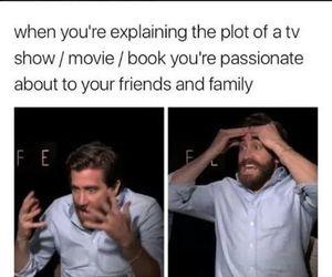 movie, book, and explain image
