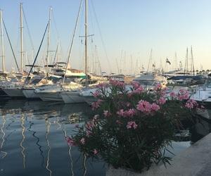 boats, sea, and summer image