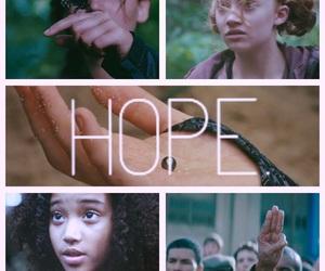 hope, katniss, and joshhutcherson image