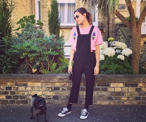 Edgar, girl, and outfit image