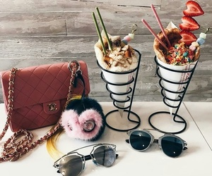 food, glasses, and luxury image