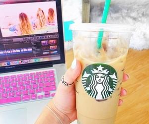 starbucks, alisha marie, and coffee image
