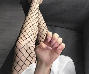 accessories, girl, and nails image