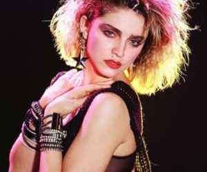 madonna, 80s, and music image