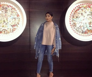 clothes, denim, and outfit image