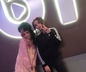 melanie martinez and charlie xcx image