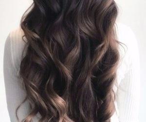 brunette and balayage image