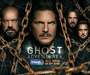 ghost adventures, aaron goodwin, and gac image