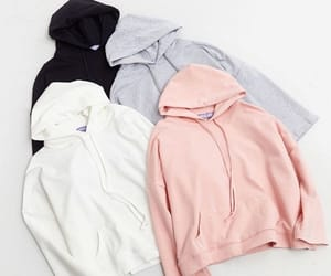 fashion, hoodies, and outfit image