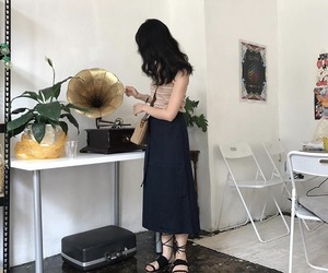 aesthetic, cafe, and interior image