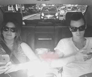 Harry Styles and gemma styles image