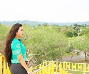 beautifull, fatgirl, and green image