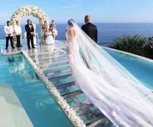 bridal, girl, and love image