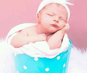 baby, beautiful, and good night image